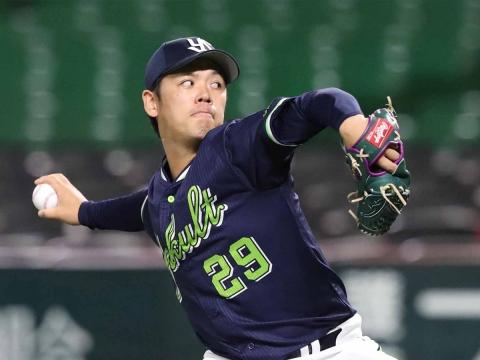 先発・小川投手が7回2失点の好投で6勝目!