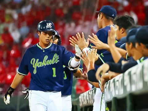 山田選手が31号2ランを含む2安打3打点の活躍
