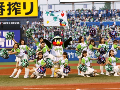 Swallows CREW DAY第1弾最終日