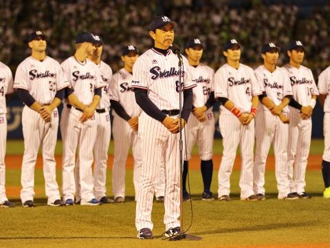 小川監督「改めてチーム全員が一丸となって絶対に勝ち抜く」