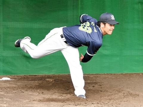 小川投手が159球の力投