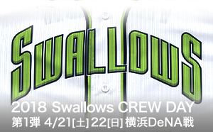 Swallows CREW DAY