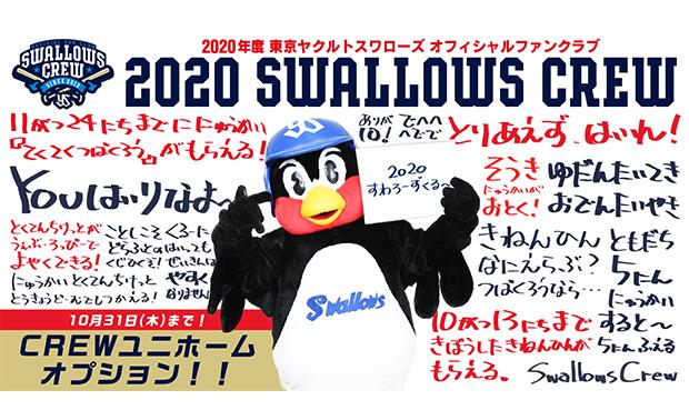 2020 Swallows CREW