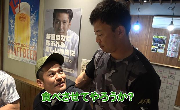 2020春季キャンプ 野手食事会に潜入!