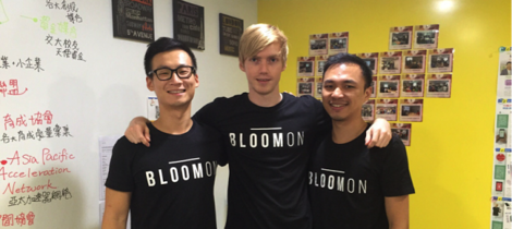 Bloomon Banner