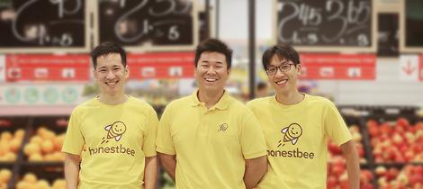 honestbee 生鮮電商 雜貨電商