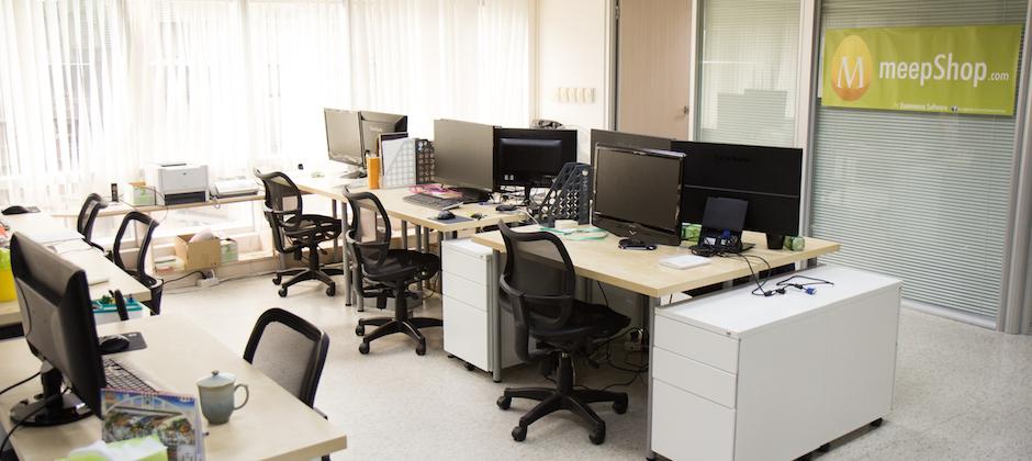 meepShop 辦公室