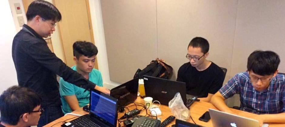「技術大神 Jserv 指導 VM5 Lab Hackathon」