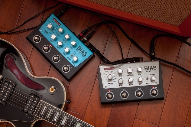 BIAS PEDAL DELAY & MODULATION
