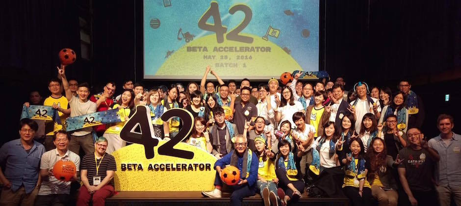 Huge congratulations to the 20 teams of TSS 42 Beta Accelerator Batch 1