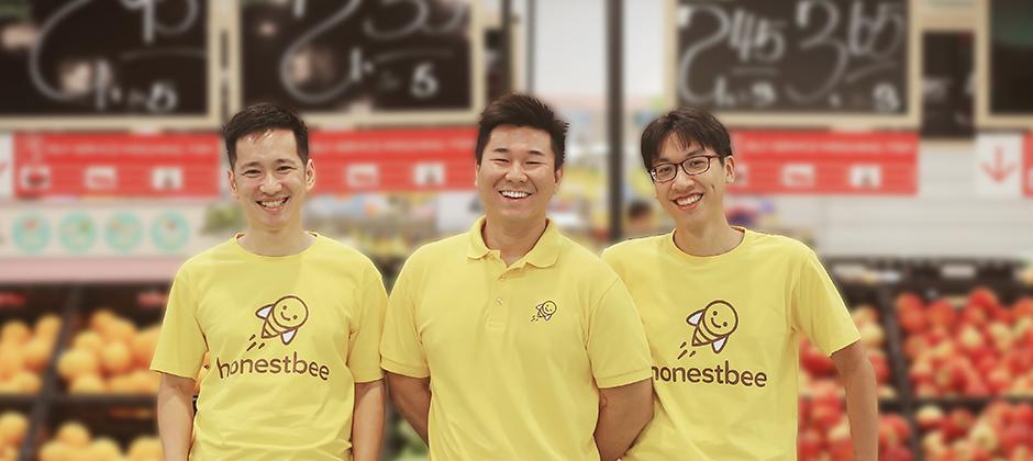 三位共同創辦人有著深厚的商業與技術背景