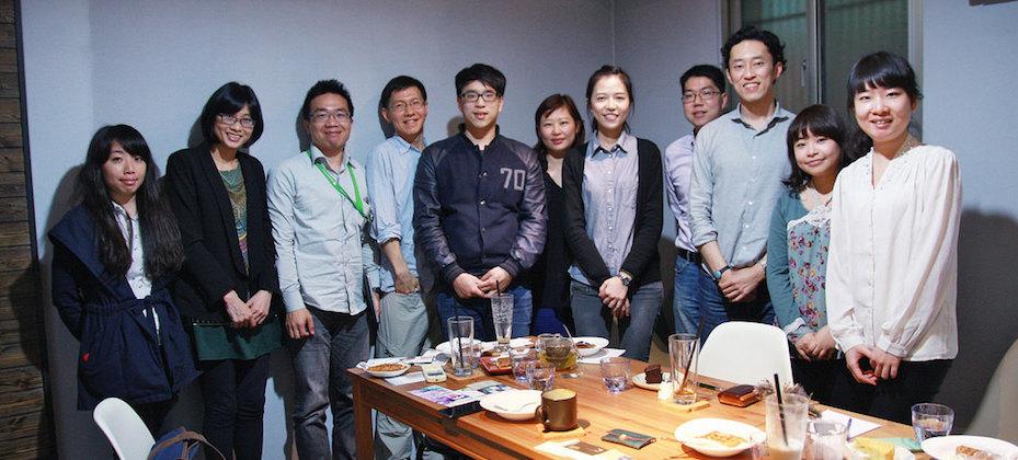 創新拿鐵導師創業聚會,日本顧問教學