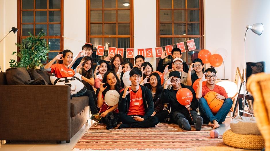 用戶見面會,旋轉拍賣創辦人來台灣與用戶聊聊平時使用的經驗