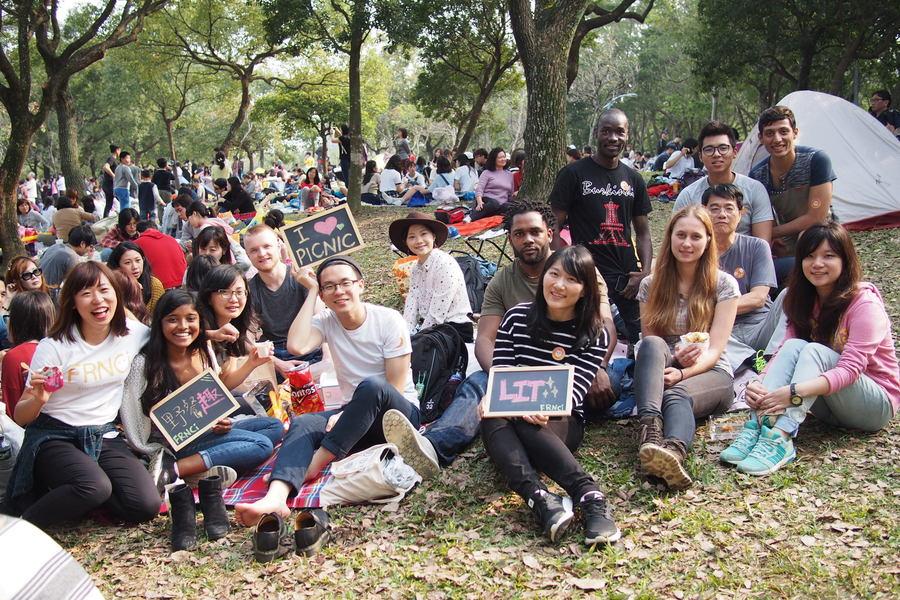 【國際野餐趣】用一場野餐周遊十六國