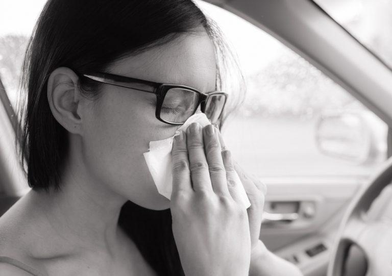 知っておくと便利!ドライバーのための花粉対策