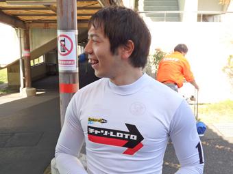 レース後記写真