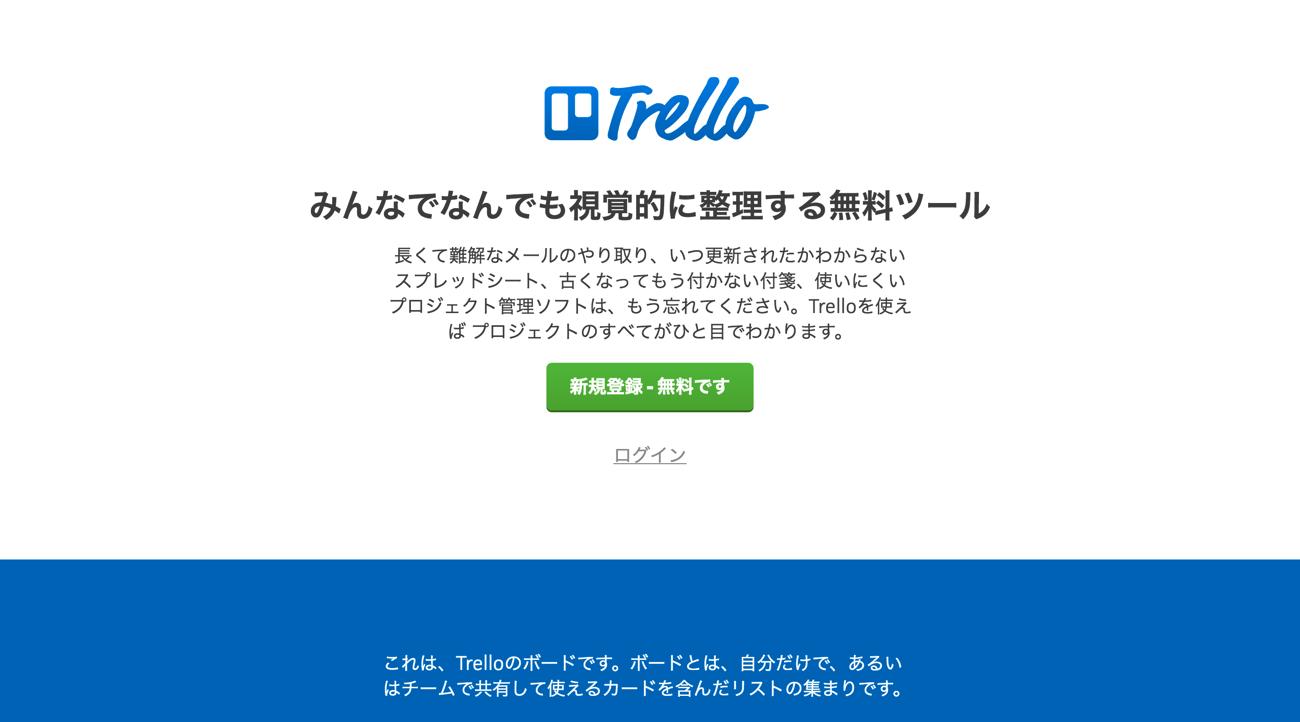 Trello official