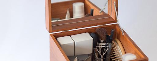 何を入れよう?倉敷意匠の木製ボックス。ものづくりの姿勢を大事にした、温もりある道具たち。