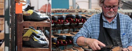 英国、靴の聖地から届くレザーシューズブランド、 SANDERSがZUTTOに仲間入り。