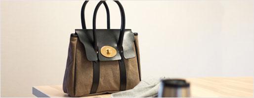 【ZUTTO別注】春夏秋冬オケージョンにあわせて持つSan Gabriel。ヴィンテージバッグを新鮮に品良く持つポイントと選び方。