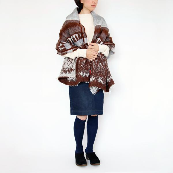 wool cotton ハイソックス