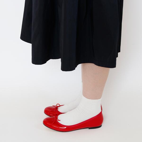 バレエシューズ Slip on Ballet Shoe Ruby