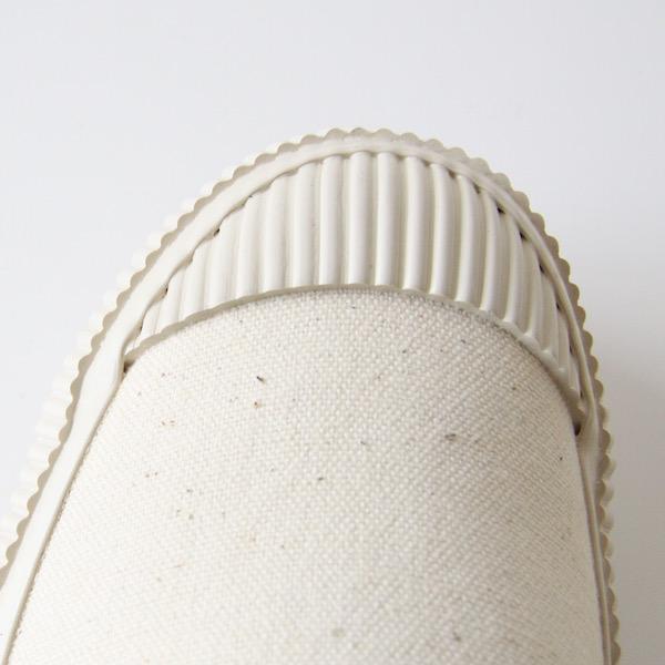 SHELLCAP SLIP-ON OFF WHITE