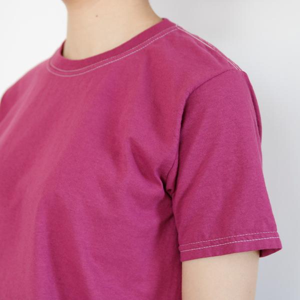 フルーツ染めTシャツ グレープ