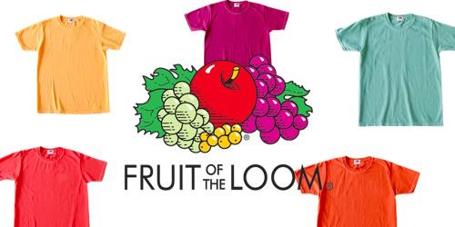 FRUIT OF THE LOOMブランドページ