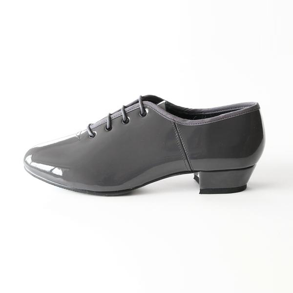 フラットシューズ JazzShoe Patent/Lead