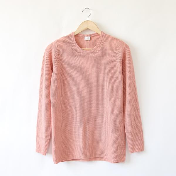 C.T.plage/SOFT WOOL クルーネックセーター
