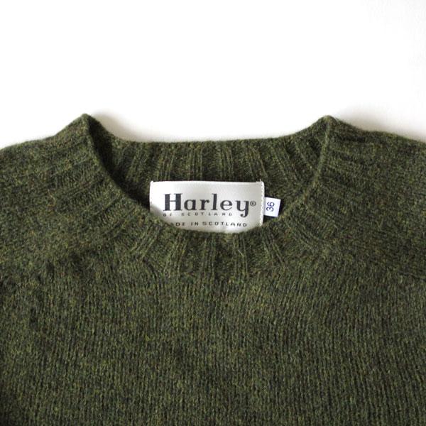 Harley of Scotland/クルーネックセーター Londeb 085