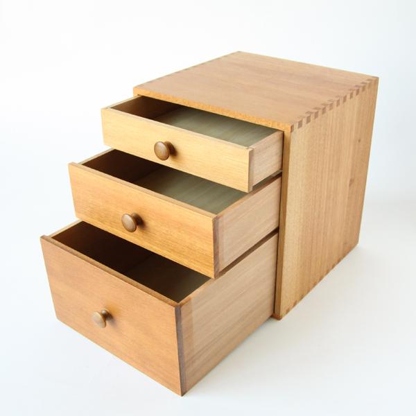 倉敷意匠 引き出しボックス