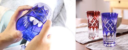 技術体験ラボラトリー#4 江戸切子、透けと文様で魅せるガラスの美