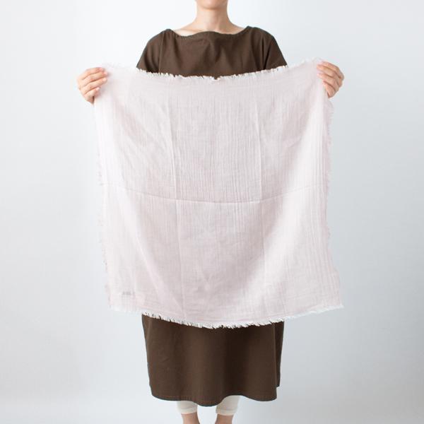 【別注】ダブルフェイススカーフ (70×70)