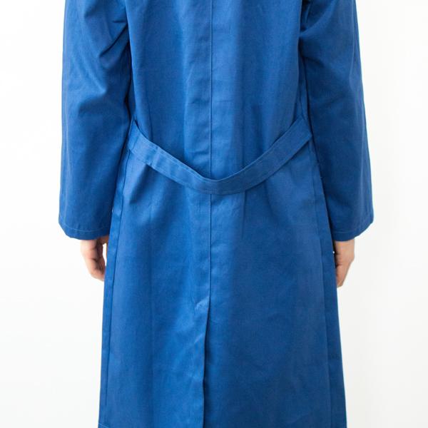 【NEW MODEL】 GARAGE COAT BLUE