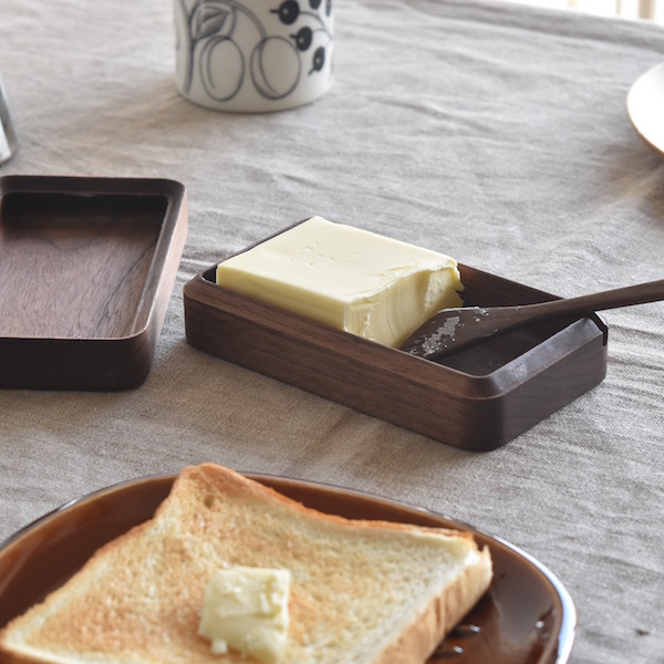 高橋工芸 45° Butter Case