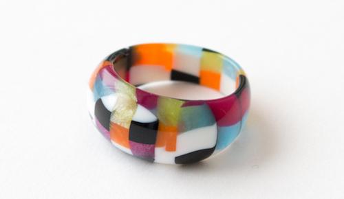 【受発注】standard ring round–small