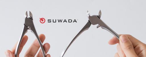 匠の技が生むSUWADAの爪切り。「割らずに、切る」が爪を健康に保つ秘訣でした