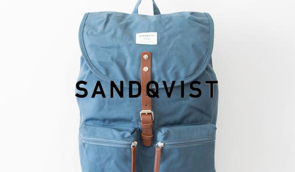 SANDQVIST(サンドクヴィスト)ブランドページ