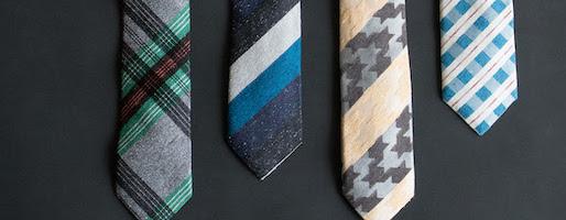 ネクタイの贈り物、どういうポイントで選べば正解?