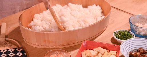 【受注会】食卓に飯台がある幸せ。これまでの常識を覆す「楕円形」の飯台がお寿司にお鍋に活躍。