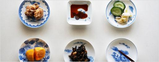少しの量を盛り付けても様になる器、じっくり選びたいみかわち焼の豆皿市
