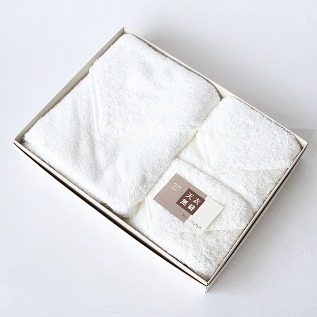 Supima Angel towel set