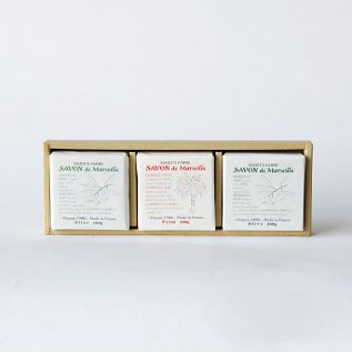 Savon de Marseille soap set