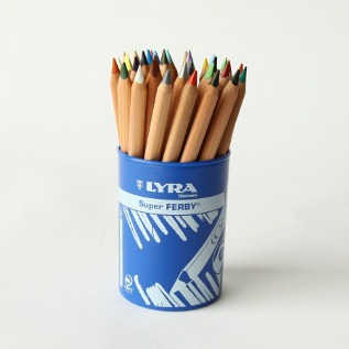 Color pencils Super Ferby