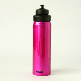SIGG Bottle Widemouth slim line collection 0.75L Purple