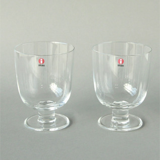 Lempi glass pair set