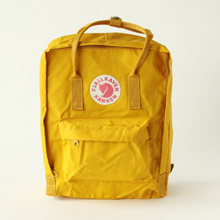 2WAY Kanken bag ocher