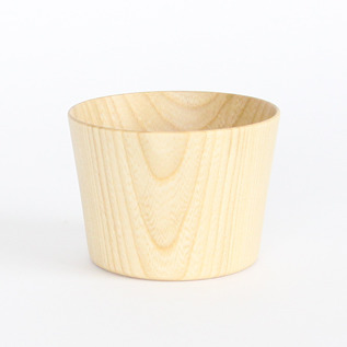 KAMI Wooden Glass